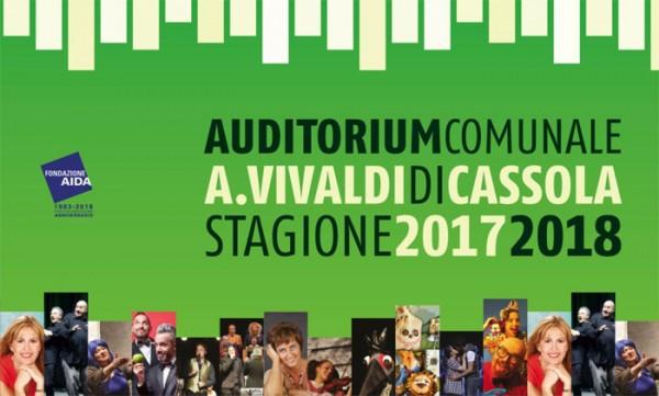 Auditorium Vivaldi - Cassola: Stagione 2017/2018