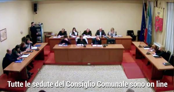 archivio on line consiglio comunale