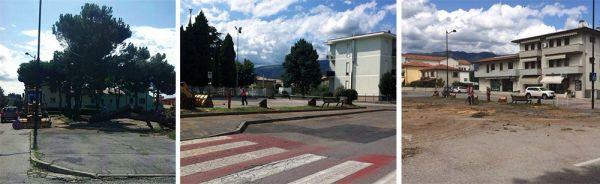 Riqualificazione piazzale scuole elementari