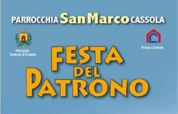 Sagra patronale San Marco Cassola
