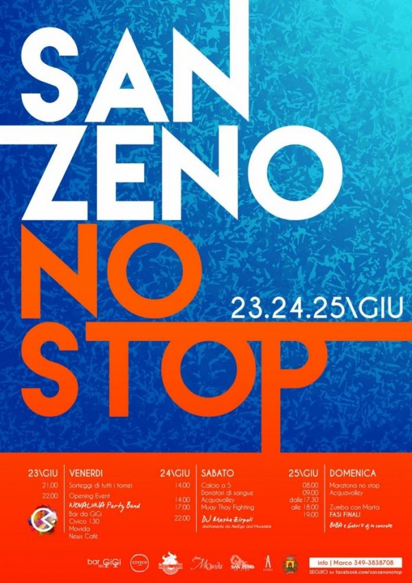 San Zeno No Stop
