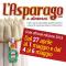 asparago e d'intorni, asparago, san zeno