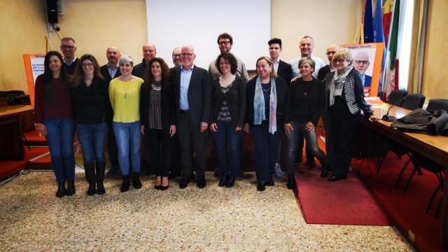 Presentazione lista civica Vivere Cassola