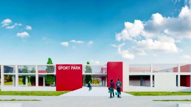 Sport village - Isola dello sport - Area Acquapark