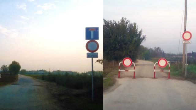 via Loria a Cassola
